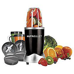 Nutribullet 600 12 Piece Juicer Blender- Black