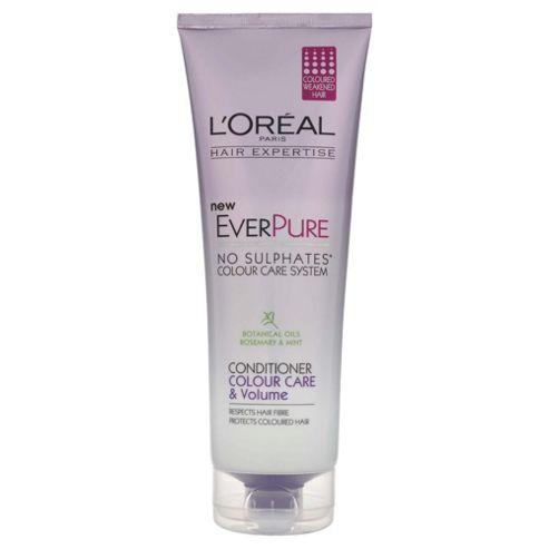 LOréal HairExpert Pure Colour Conditioner 250ml