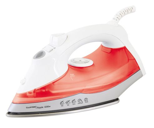 Home Essence Ripple Non-Stick Sole Steam Iron