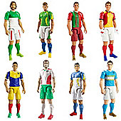 FC Elite Footballer Action Figures (Complete set of 8)