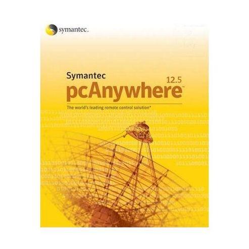 Symantec pcAnywhere 125 Host/Remote Per Server System Builder Essentials (1 Pack, 1 year)