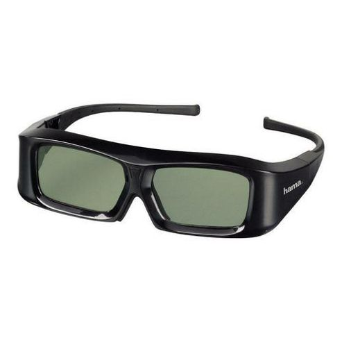 Hama Universal 3D Shutter Glasses for IR 3D TV - Black