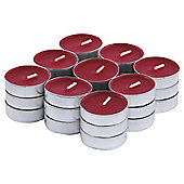 Tesco 27 Pack of Tealights, Spiced Berry