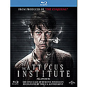 Atticus Institute Blu-ray