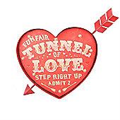 Tunnel Of Love Carnival Light