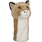 Daphne Mens Driver Headcover - Cougar in Cougar
