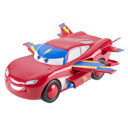 Cars 2 Hawk McQueen
