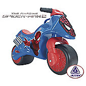 Injusa Amazing Spider-Man Foot-to-Floor Ride-On Bike