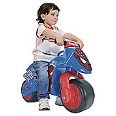 Injusa Marvel Amazing Spider-Man Foot-to-Floor Motorbike Ride-On
