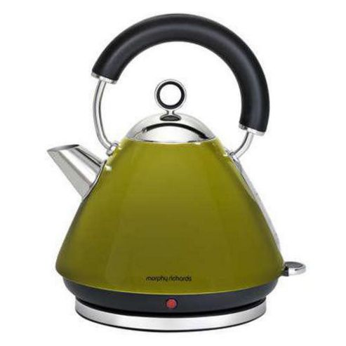 Morphy Richards 1.5L Accents - Oasis Green