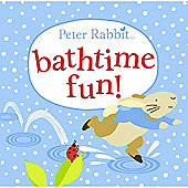 Peter Rabbit Bathtime Book