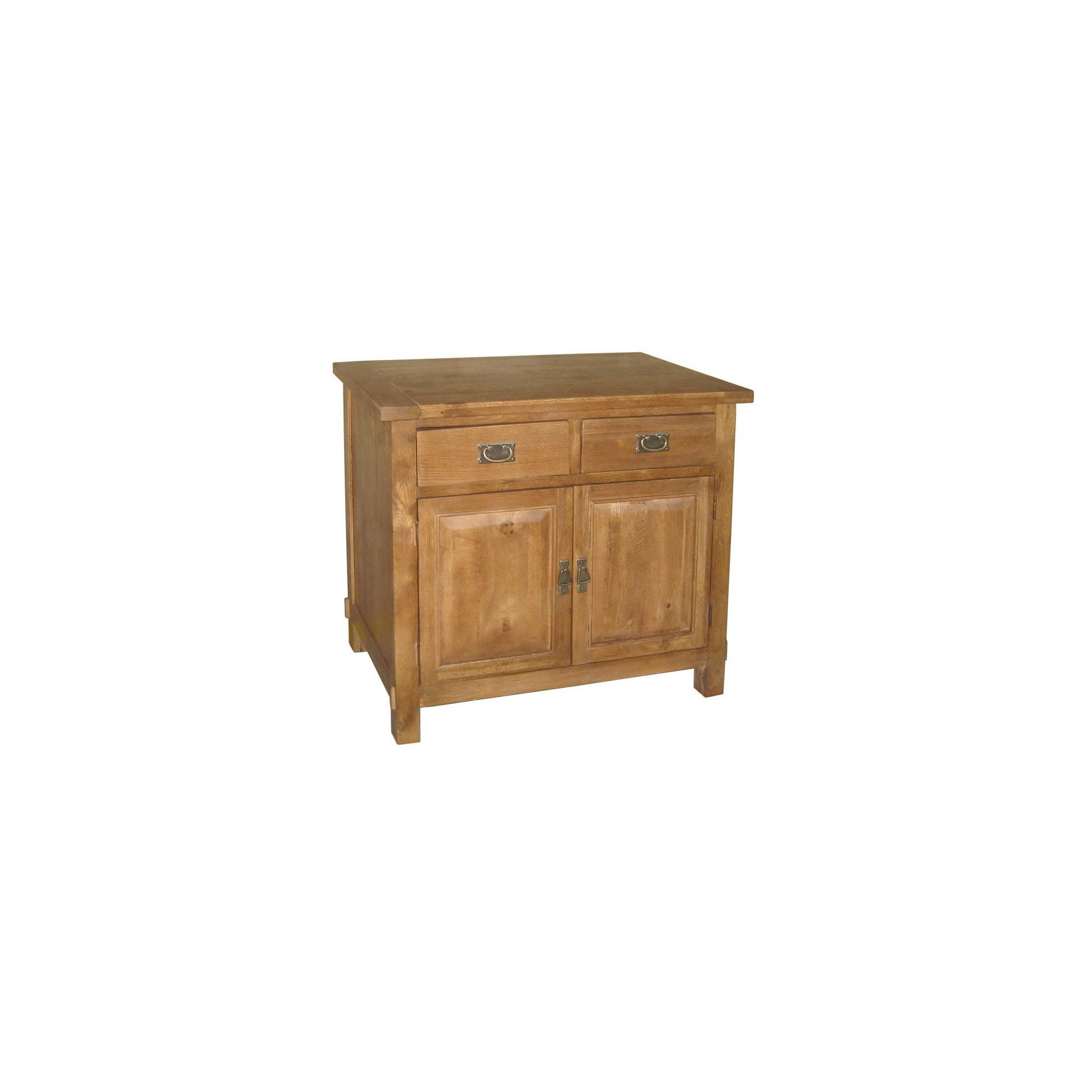 Wiseaction Riviera Sideboard Two Drawers / Two Doors at Tesco Direct
