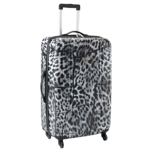 Revelation by Antler Zygo Hard Shell 4-Wheel Suitcase, Clouded Leopard Large