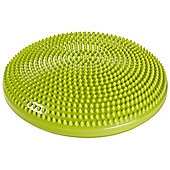 Andrew James Workout Wobble Cushion In Green - Free Pump Included