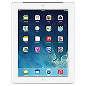 Apple iPad 4 (9.7 inch Multi-Touch) Tablet PC 16GB WiFi + Cellular Bluetooth Camera retina Display iOS 6.0 (White)