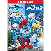 Smurfs 1 & 2 Box Set (DVD)