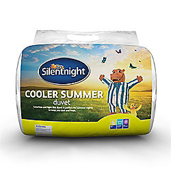 Silentnight Cooler Summer 10.5 Tog Duvet - Double