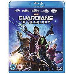 Marvel's Guardians of the Galaxy (Blu-ray)