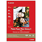 Canon PP-201 A4 Photo Paper - 20 Sheets
