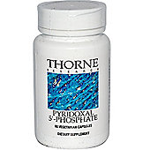 Thorne Research Pyridoxal-5-Phosphate 180 Veg Capsules