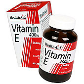 Vitamin E 400iu Natural