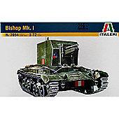 Bishop Mk.I - 1:72 Scale - 7054 - Italeri