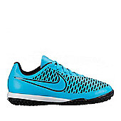 Nike JR Magista Onda TF Astro Turf Trainers - Turquoise Blue - Blue