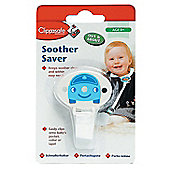Clippasafe Dummy Saver (Blue)