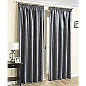 Laguna Thermal Blockout curtains Slate - 168X137 cm