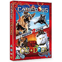 Cats And Dogs / Cats And Dogs - The Revenge Of Kitty Galore (DVD Boxset)