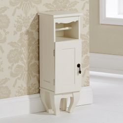 Mountrose Lambersart Toilet Roll Cupboard in Ivory