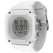 Shark Killer Shark Touch Mens Silicone Alarm Backlight Watch 101178