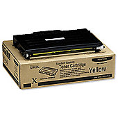 Xerox Toner Cartridge 2500 For Phaser 6128 - Yellow