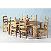 Home Essence Corona 7 Piece Dining Set