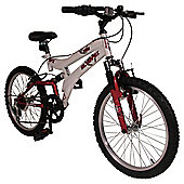 """Silverfox Vibe 20"""" Kids' Bike"""