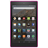 "Amazon Fire HD 8, 8"", Tablet, 16GB, WiFi – Magenta (2015)"