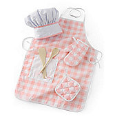 KidKraft Tasty Chef Accessory Set - Pink