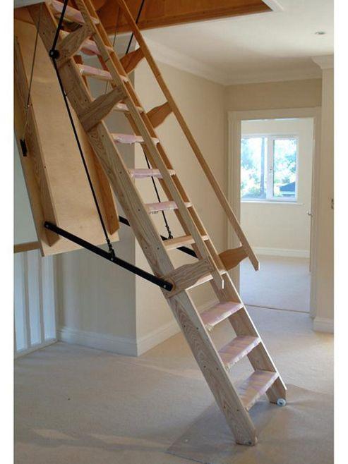Sandringham Electric Loft Ladder