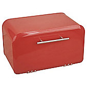 Retro Bread Bin, Red