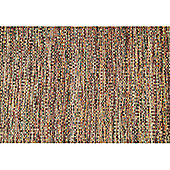 InRUGS Red Fort Soft Multi Woven Rug - 230cm x 160cm (7 ft 6.5 in x 5 ft 3 in)