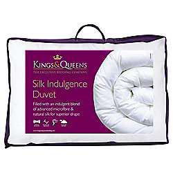 Kings & Queens Silk Indulgence 13.5 Tog Duvet Double