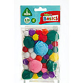 ELC Colourful Pom Poms