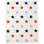 Children's Star Rug (Large)