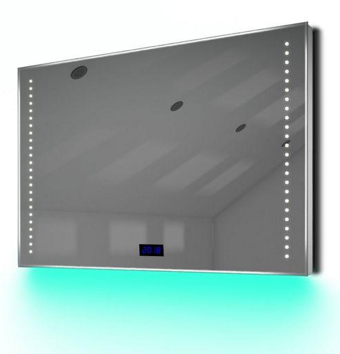 Bathroom digital clock