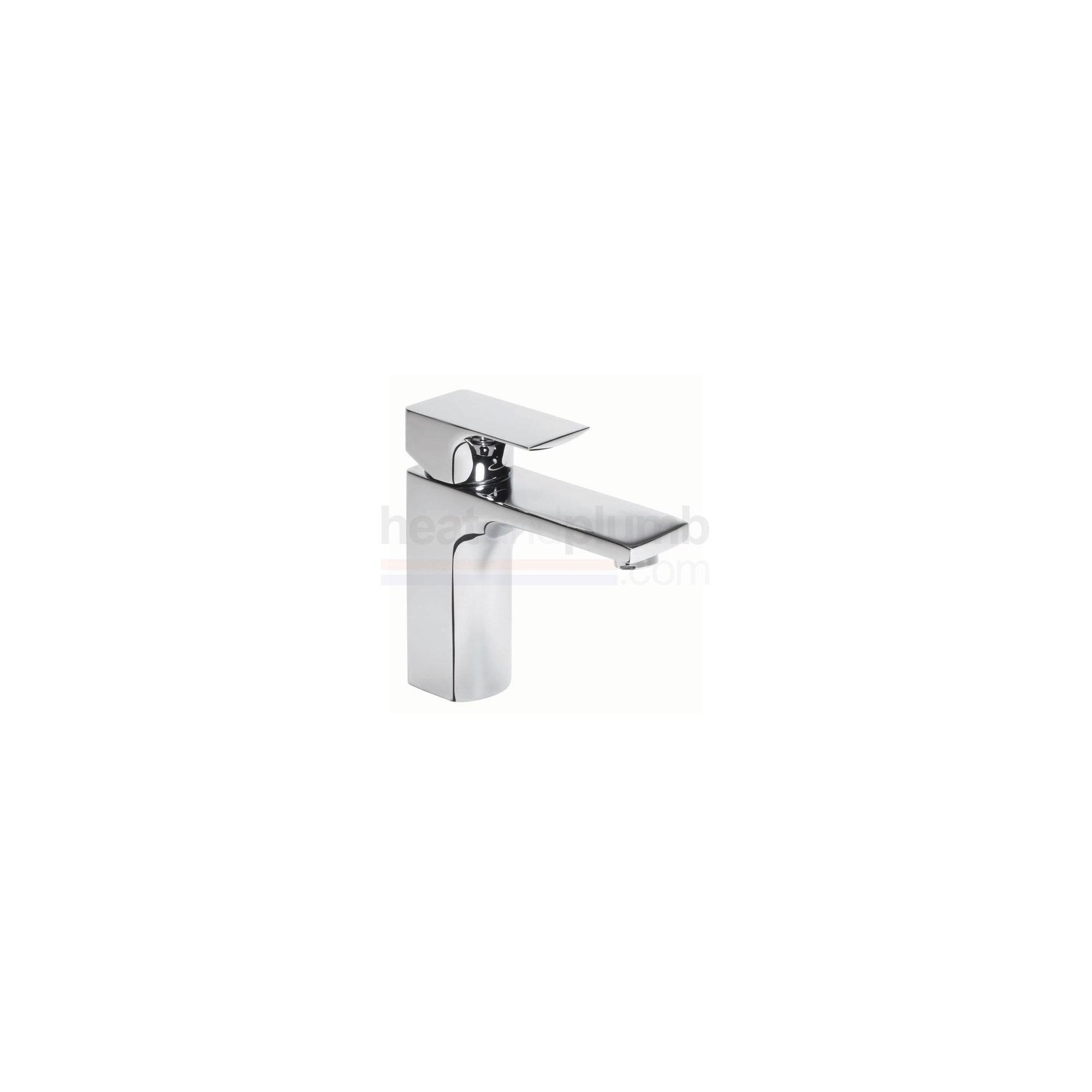 Tavistock Siren Single Lever Mono Basin Mixer Tap With Click Waste