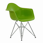 Charles Eames Inspired Eiffel DAR Dining Chair