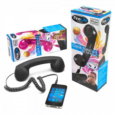 Retro Mobile Phone Handset