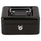 6 Inch Cash Box Black