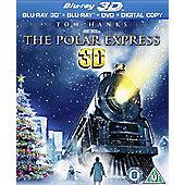 Polar Express 3D Blu-Ray