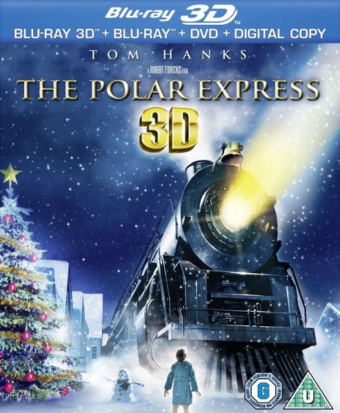 Polar Express 3D Blu-Ray
